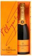 Шампанское Вдова Клико Брют подарочная упаковка 0,75 л