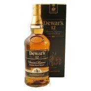 Виски Дюарс Сп. Резерв. 12 лет подарочная упаковка 0.375 л