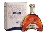 Коньяк Мартель ХО в подарочной упаковке 0.35