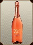 Игристое вино Ганча Розе розовое 0,75